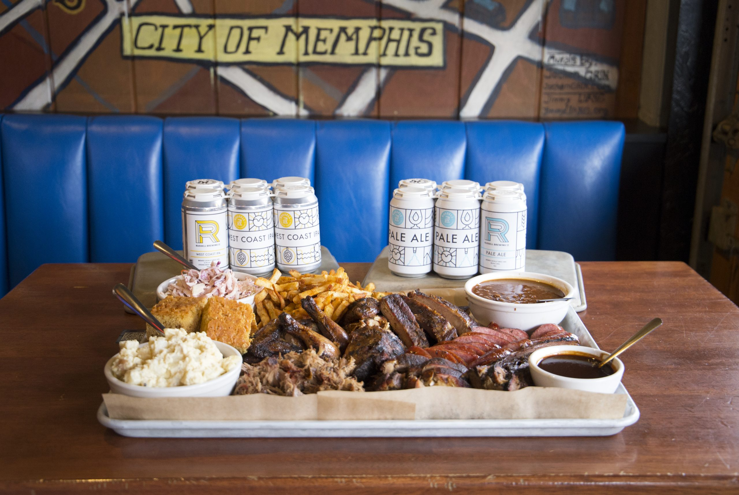Helping Hospitality – Memphis Blues